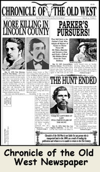 Chronicle of the Old West May 2014