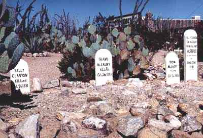 Old West Graves